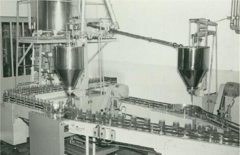 1970年頃:工場内